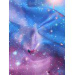 best Drawstring Kangaroo Pocket Galaxy Hoodie