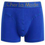 Cherlamode (Three Color) 3PCS U Pouch Hem Design Boxer Briefs For Men photo
