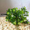 A Bunch of Small Leaf Plant Artificial Flower - GREEN