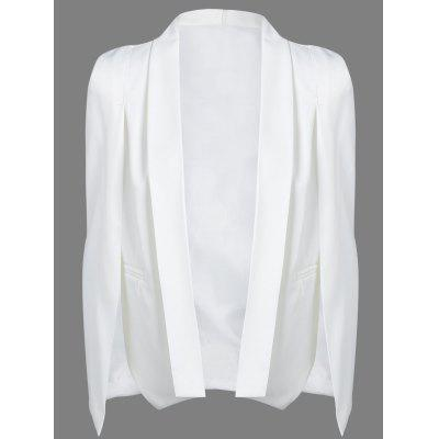 Fodera Scialle Colletto Cape Blazer