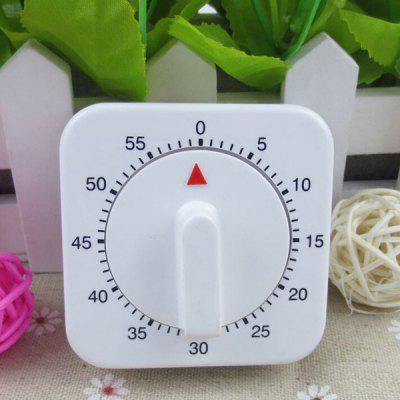 Kitchen Tool Square 60Min Machine Timer