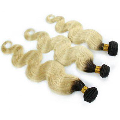 Multi 1Pcs 5A Remy Body Wave Indian Hair Weave