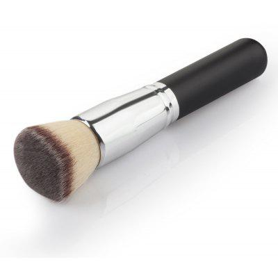 Goat Hair Flat Foundation Brush