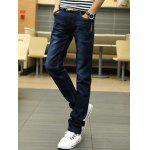 Buy BLUE, Apparel, Men's Clothing, Men's Jeans for $18.23 in GearBest store