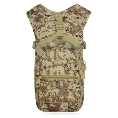 Buy MARPAT DESERT Camouflage Print Mesh Splicing Backpack for $20.42 in GearBest store