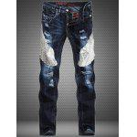 Buy BLUE, Apparel, Men's Clothing, Men's Jeans for $38.97 in GearBest store