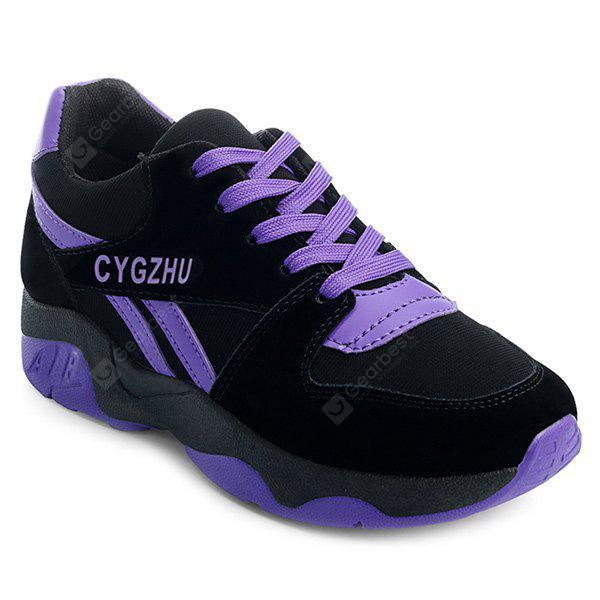 Tie Up Colour Block Splicing Athletic Shoes shipping discount sale 0bwtZoq