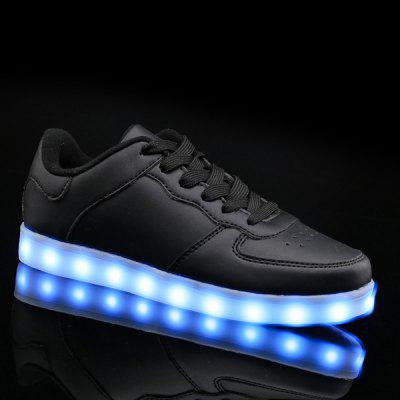 Lights Up Led Luminous Casual Shoes
