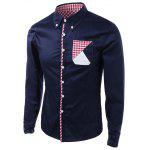 Buy CADETBLUE, Apparel, Men's Clothing, Men's Shirts for $14.92 in GearBest store