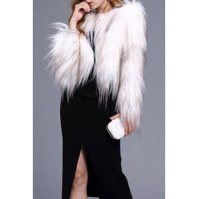 Fur Crop Jacket