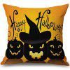 Buy COLORMIX Hot Sale Happy Halloween Pumpkins Printed Pillow Case for $7.10 in GearBest store