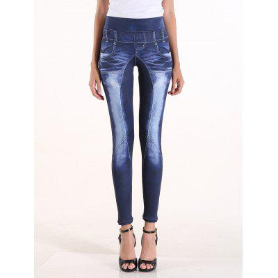 Jeans Leggings for Girls