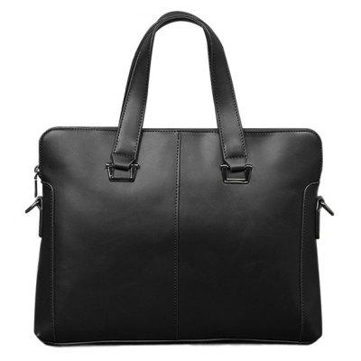 PU Leather Briefcase