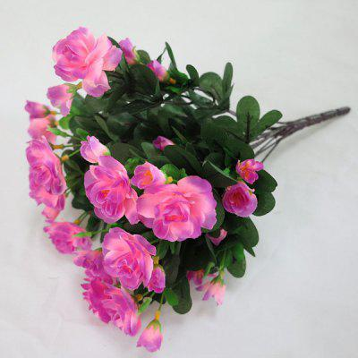 Home Decoration 1 Branch Artificial Flower