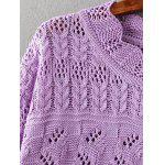 Openwork Textured Cable Knitwear deal