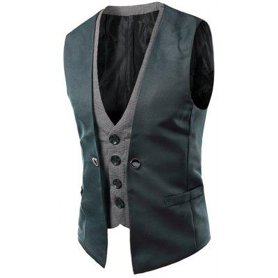 Plaid Inserire Buckled Monopetto Gilet