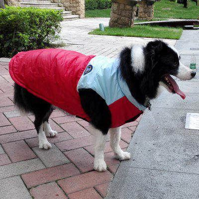 Winter Waterproof Warm Pet Dog Waistcoat Clothes