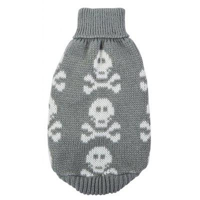 Small Skulls Sweater Clothes Puppy Apparel Costumes
