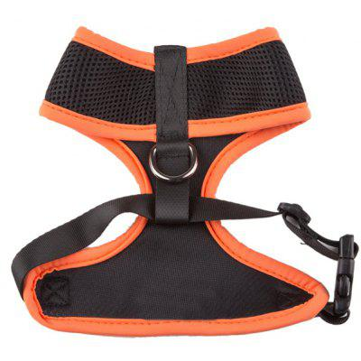 Puppy Dog Breathable Mesh Cloth Chest Straps