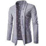 Buy GRAY, Apparel, Men's Clothing, Men's Sweaters & Cardigans for $13.10 in GearBest store