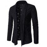 Buy BLACK, Apparel, Men's Clothing, Men's Sweaters & Cardigans for $14.72 in GearBest store