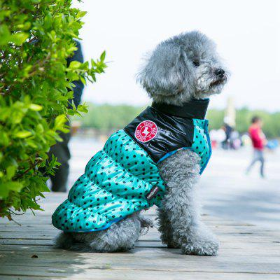 Winter Vest Harness Waistcoat Clothes For Pet Dog