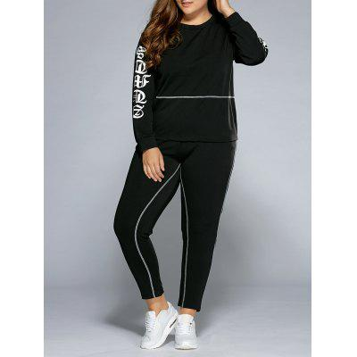 Sweatshirt et pantalon Graphic