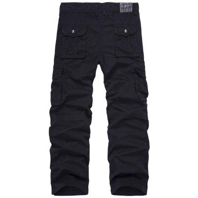 Zip Fly Straight Leg Cargo PantsMens Pants<br>Zip Fly Straight Leg Cargo Pants<br><br>Closure Type: Zipper Fly<br>Fit Type: Regular<br>Front Style: Pleated<br>Material: Cotton, Polyester<br>Package Contents: 1 x Pants<br>Pant Length: Long Pants<br>Pant Style: Cargo Pants<br>Style: Casual<br>Waist Type: Mid<br>Weight: 0.6800kg<br>With Belt: No