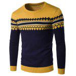 Buy YELLOW, Apparel, Men's Clothing, Men's Sweaters & Cardigans for $25.73 in GearBest store
