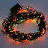 Halloween Party Lighting Scenarios Rice Bulb Fairy String Lights Lamps - COLORMIX