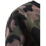 Thicken Camo Pullover Sweatshirt for sale