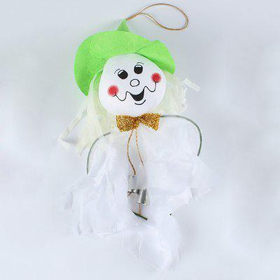 Halloween Supply Party Decoration Ghost Witch Hanging Prop