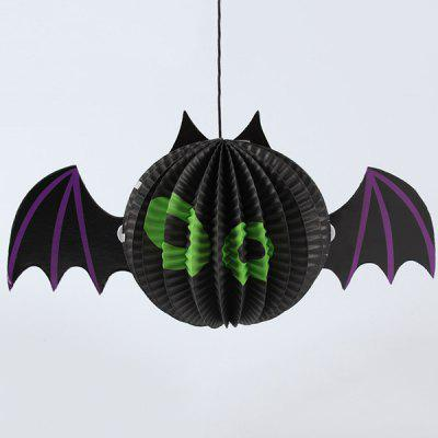 Halloween Supply Party Cartoon Bat Paper Lantern Decoration