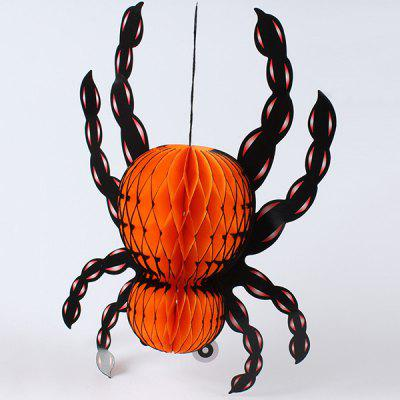 Halloween Party Supply Insect Shape Paper Lantern Hanging Decration