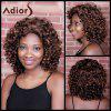 Adiors Long Colormix Curly Synthetic Wig - COLORMIX