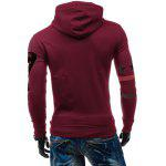 Slim-Fit 7 Printed Hoodie deal