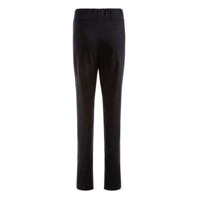 Elastic Plus Size LeggingsPlus Size Bottoms<br>Elastic Plus Size Leggings<br><br>Closure Type: Elastic Waist<br>Elasticity: Super-elastic<br>Fit Type: Skinny<br>Length: Normal<br>Material: Polyester<br>Package Contents: 1 x Pants<br>Pant Style: Pencil Pants<br>Pattern Type: Solid<br>Style: Fashion<br>Waist Type: Mid<br>Weight: 0.500kg<br>With Belt: No