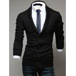Buy BLACK, Apparel, Men's Clothing, Men's Sweaters & Cardigans for $8.26 in GearBest store
