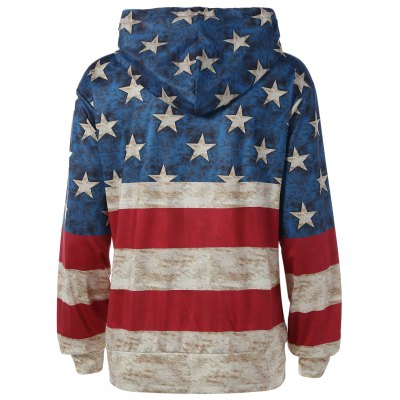 American Flag Printed Loose HoodieSweatshirts &amp; Hoodies<br>American Flag Printed Loose Hoodie<br><br>Material: Polyester<br>Package Contents: 1 x Hoodie<br>Pattern Style: Print<br>Season: Fall, Spring<br>Shirt Length: Regular<br>Sleeve Length: Full<br>Style: Streetwear<br>Weight: 0.470kg