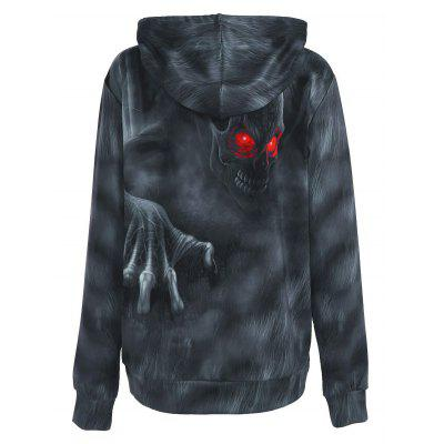 Halloween 3D Skulls Print HoodieSweatshirts &amp; Hoodies<br>Halloween 3D Skulls Print Hoodie<br><br>Material: Polyester<br>Package Contents: 1 x Hoodie<br>Pattern Style: Skulls<br>Season: Spring, Winter, Fall<br>Shirt Length: Long<br>Sleeve Length: Full<br>Style: Fashion<br>Weight: 0.650kg