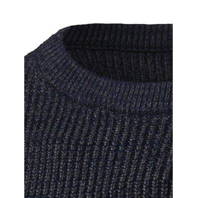 Crew Neck Vertical Stripe Knitting Long Sleeve SweaterMens Sweaters &amp; Cardigans<br>Crew Neck Vertical Stripe Knitting Long Sleeve Sweater<br><br>Collar: Crew Neck<br>Material: Cotton, Polyester<br>Package Contents: 1 x Sweater<br>Sleeve Length: Full<br>Style: Fashion<br>Type: Pullovers<br>Weight: 0.850kg