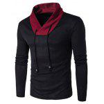 Buy BLACK, Apparel, Men's Clothing, Men's Sweaters & Cardigans for $10.34 in GearBest store