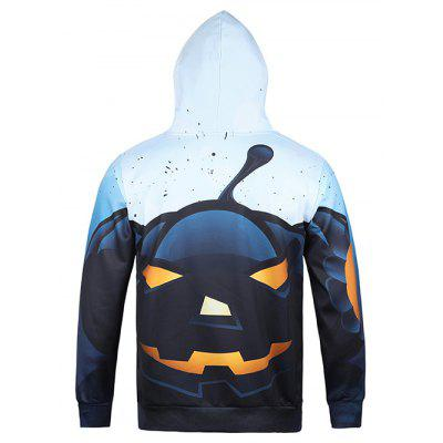 3D Devil Halloween Pumpkin Print HoodieMens Hoodies &amp; Sweatshirts<br>3D Devil Halloween Pumpkin Print Hoodie<br><br>Material: Cotton Blends, Polyester<br>Package Contents: 1 x Hoodie<br>Shirt Length: Regular<br>Sleeve Length: Full<br>Style: Fashion<br>Weight: 0.476kg