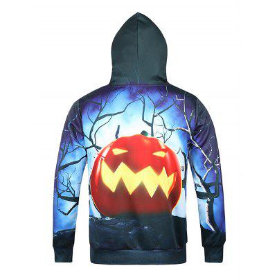 3D Halloween Pumpkin Forest Print HoodieMens Hoodies &amp; Sweatshirts<br>3D Halloween Pumpkin Forest Print Hoodie<br><br>Material: Cotton Blends, Polyester<br>Package Contents: 1 x Hoodie<br>Shirt Length: Regular<br>Sleeve Length: Full<br>Style: Fashion<br>Weight: 0.447kg