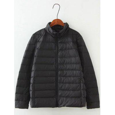 Long Sleeve Padded Jacket