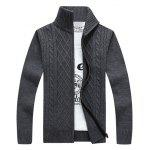 Buy GRAY, Apparel, Men's Clothing, Men's Sweaters & Cardigans for $28.72 in GearBest store