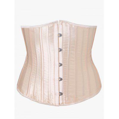 Steel Lace-Up Corset