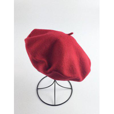 Art Retro Painter Felt Beret