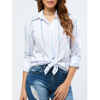 Strip Loose Shirt