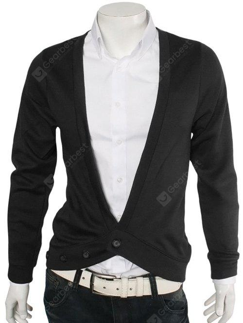 BLACK, Apparel, Men's Clothing, Men's Sweaters & Cardigans